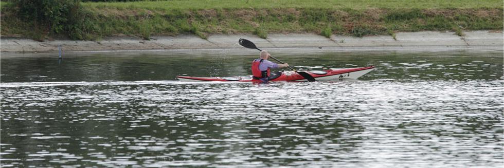 Castle Canoe Club sea kayaking
